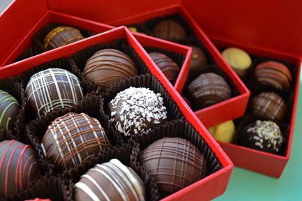 Impeccable Truffle Gift Box