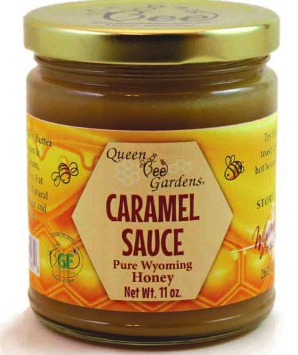 Honey caramel sauce mmmm